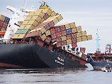 IWF warnt: Der gegenwärtige Handelsstreit, vor allem zwischen den beiden größten Volkswirtschaften USA und China, sei ein großes Risiko und könne das globale Wachstum früher als nötig abwürgen.