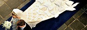 Meghan, schau mal!: Royal Weddingdresses