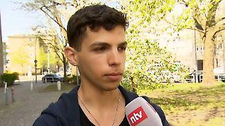 """Opfer antisemitischer Attacke in Berlin: """"Ich war das erste Mal mit Kippa unterwegs"""""""
