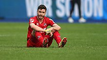 Steigt der 1. FC Köln ab, ist er wohl weg: Nationalspieler Jonas Hector.
