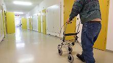 Mehr Senioren in Gefängnissen: Alter schützt vor Strafe nicht