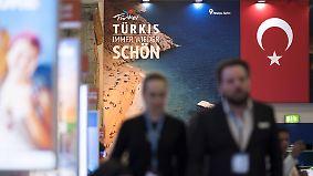 Trügerische Ruhe am Bosporus: Deutsche Touristen kehren in die Türkei zurück
