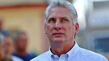 Ära der Castros endet: Díaz-Canel ist Kubas neuer Präsident