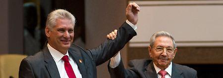 Zeitenwende auf Kuba: Díaz-Canel, der neue Mann der Revolution