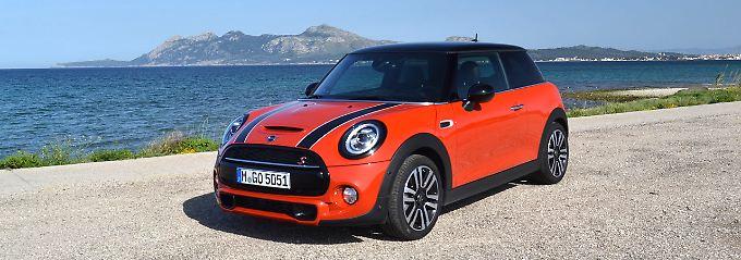 Der Mini ist auch nach dem Facelift das was er schon imer war, eine Fahrmaschine.