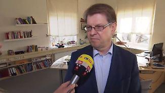 """Stegner im n-tv Interview: """"Andrea Nahles bringt alles mit, was wir brauchen"""""""