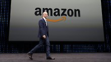 Der Börsen-Tag: Amazon-Aktie geht durch die Decke: Bezos noch reicher
