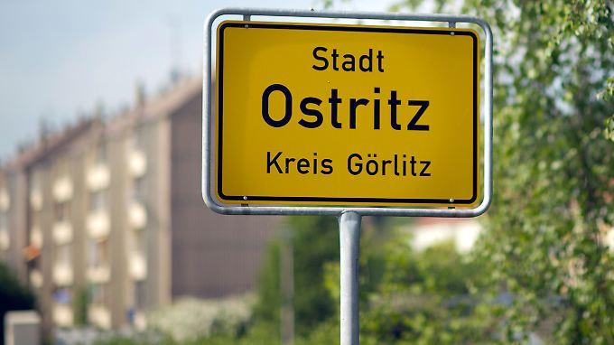 Auf einem Privatgelände in Ostritz findet das Neonazi-Festival statt.