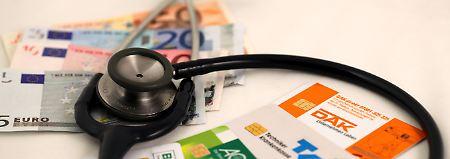 Nur noch halber Zusatzbeitrag: Spahn will gesetzlich Versicherte entlasten