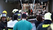 Unglück in Chile: Menschen sterben bei Gasexplosion in Klinik