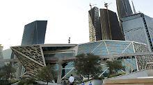 Drohne über Königspalast: Schüsse in Riad sorgen für Verwirrung