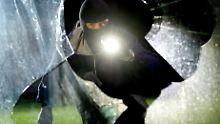 Im Kampf gegen Einbrüche: Union fordert mehr Rechte für Polizei