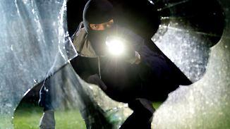 Weniger Diebstähle und Einbrüche: Kriminalstatistik registriert Rückgang von Straftaten