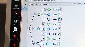 n-tv Ratgeber: Software erleichtert Schülern das Mathe lernen
