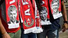 Tuchel, Ancelotti oder Mr. X?: Arsenal sucht den neuen Wenger