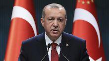 Er lässt es sich nicht nehmen: Erdogan will Wahlkampf im Ausland machen