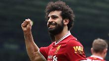 Sané auch ausgezeichnet: Salah ist Englands Fußballer des Jahres