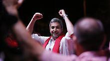Paraguay setzt auf Konstanz: Benítez gewinnt Präsidentenwahl