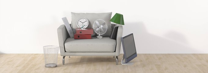 erfolgreich ausmisten tipps zum aufr umen und ordnung halten n. Black Bedroom Furniture Sets. Home Design Ideas