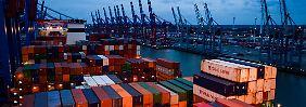 Abkühlende Privatwirtschaft: Eurozone wächst gering, aber stabil
