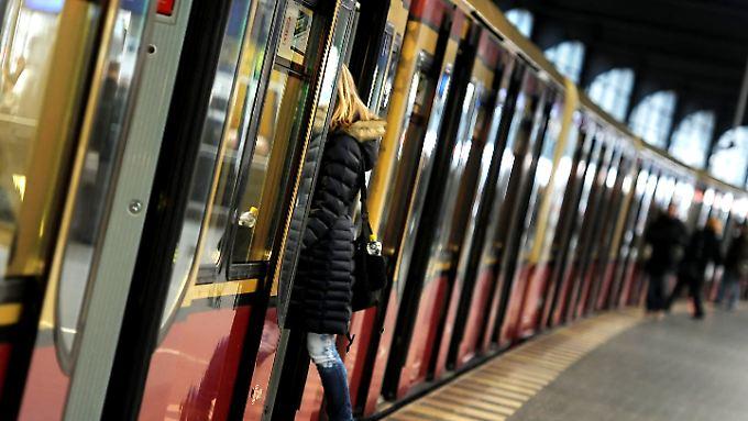 Sündiges Berlin: siehe S-Bahn.