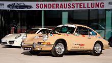 Wer hat die Ikone designt?: Porsche kämpft um Urheberrecht am 911er