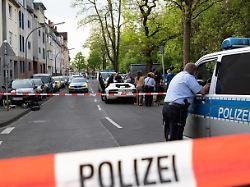 Streit im Rocker-Milieu?: Zwei Männer in Köln niedergeschossen