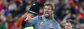 ... und Jürgen Klopp spektakeln weiter durch die Champions League.