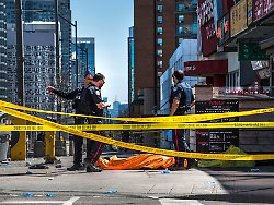 Tödliche Amokfahrt in Toronto: Polizei prüft Frauenhass als Motiv