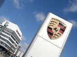 Widerspruch nach Diesel-Razzia: Porsche blockiert Abgas-Ermittlungen