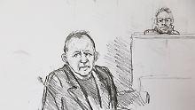 Madsen hatte offenbar nicht mit einer Verurteilung gerechnet und legte Berufung ein.