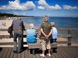 Mehr Geld für Millionen Menschen: Kabinett billigt Rentenerhöhung