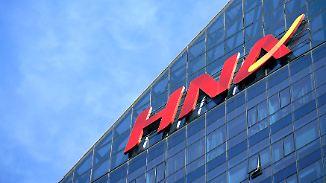 Hungriger Finanzinvestor: Wer steckt hinter Chinas obskurer HNA?