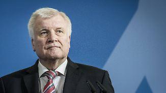 Seehofers To-do-Liste: Bundespolizei kritisiert geplante Abschiebezentren
