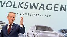 Trotz Dieselkrise und Umbau: Volkswagen strotzt vor Kraft