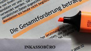 """""""Inkasso-Check"""" bietet Hilfe: Wie sich Verbraucher gegen falsche Mahnungen wehren können"""