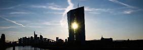 Weiter kein Preisschild am Geld: EZB fasst Zinssätze nicht an
