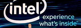Florierender Computermarkt: Gewinn von Intel schießt nach oben
