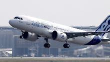 Verzögerungen bei A320neo: Triebwerks-Probleme belasten Airbus