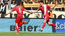 St. Pauli und Darmstadt atmen: Fortuna im Glück, Fürth steckt unten fest