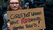 Um die Rechtsgrundlagen für Schwangerschaftsabbrüche wird nach dem Urteil gegen eine Ärztin wieder heiß diskutiert.