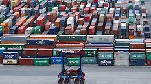 Bislang können Stahl, Aluminium und andere Waren ohne Strafzölle in die USA verschifft werden.