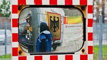Im ersten Quartal dieses Jahres wurden in Deutschland 1771 Asylanträge von Georgiern gestellt.