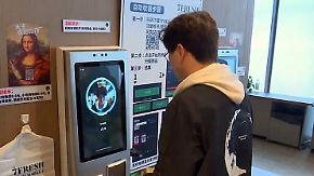 Bezahlen per Gesichtsscan: Neue Techniken drängen in den Einzelhandel