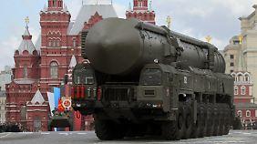 Entgegen weltweitem Trend: Russland senkt Militärausgaben