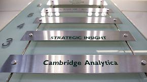 Aus nach Facebook-Datenskandal: Cambridge Analytica stellt Betrieb ein