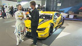 """""""Feuer unterm Popo machen"""": BMW drillt seine DTM-Champions"""