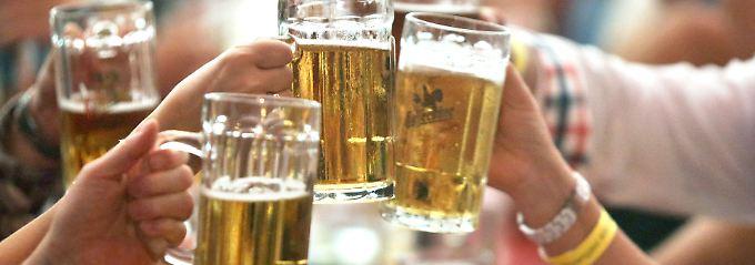 Alkohol ist schädlich für die Gesundheit - Verbraucher müssen vor irreführender Werbung geschützt werden.