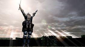 """Das erste """"Dark Souls"""" ist wahrlich kein Kinderspiel."""