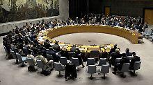 Abstimmungen im Sicherheitsrat: Der Westen ist zunehmend gespalten